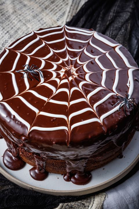 Halloween Cakes Recipes With Pictures  40 Easy Halloween Desserts Recipes for Halloween Party