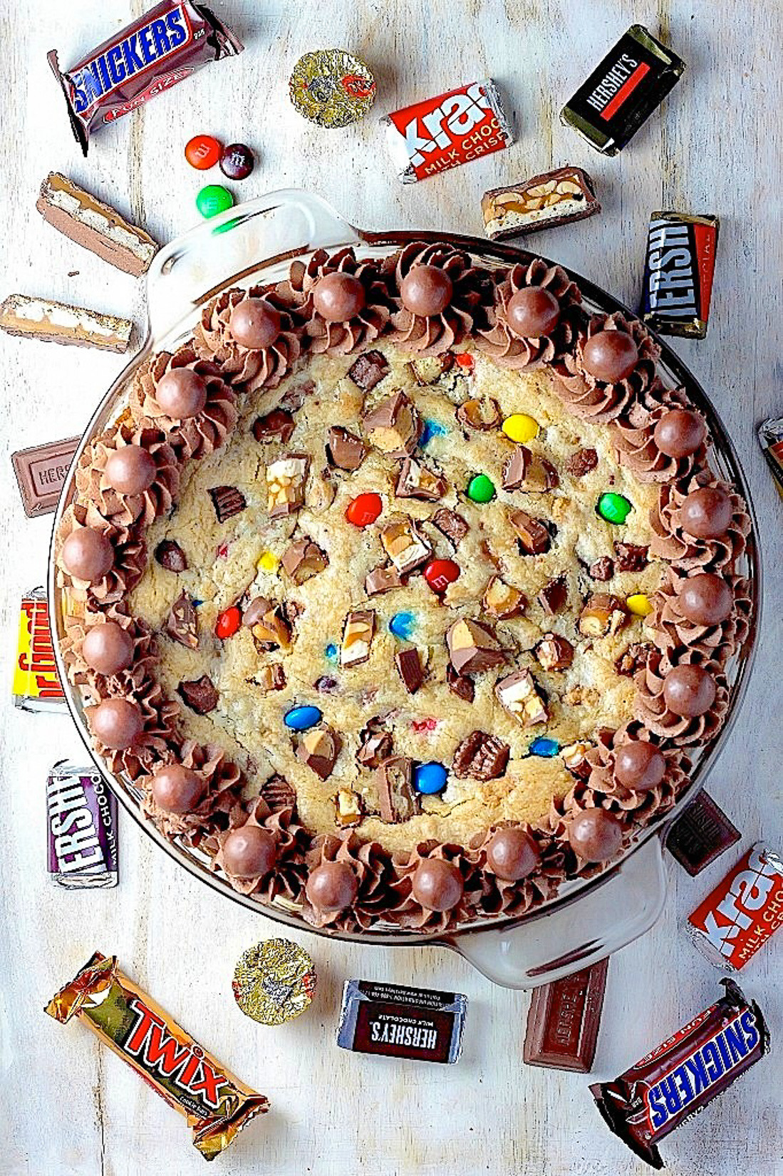 Halloween Candy Cookies  Halloween Candy Cookie Cake Baker by Nature