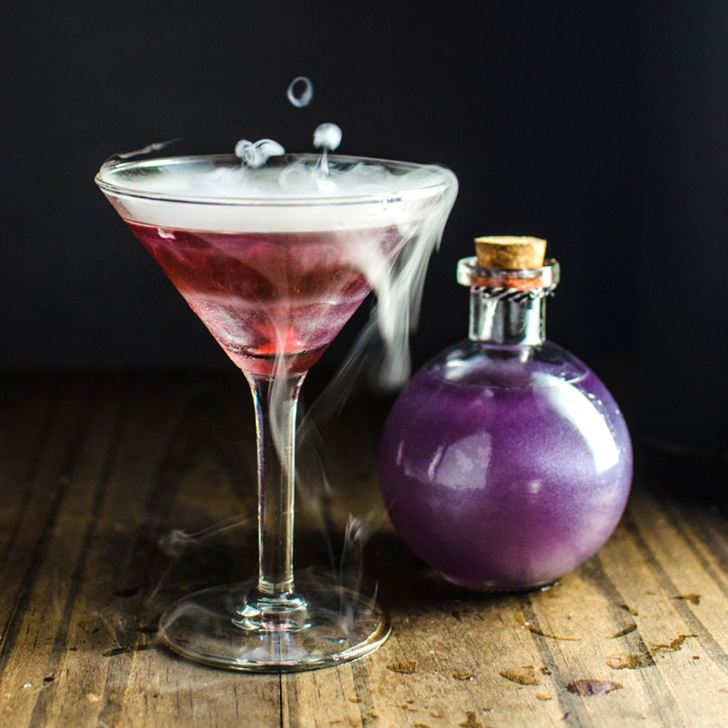 Halloween Cocktail Drinks  These Creepy Halloween Drinks Will Have You Saying 'Booyah