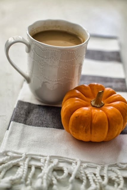 Halloween Coffee Drinks  Domestic Fashionista 3 Easy Skinny Non Dairy Holiday