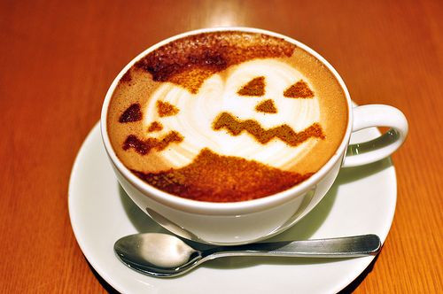 Halloween Coffee Drinks  Halloween Coffee Blogs SyFyDesigns