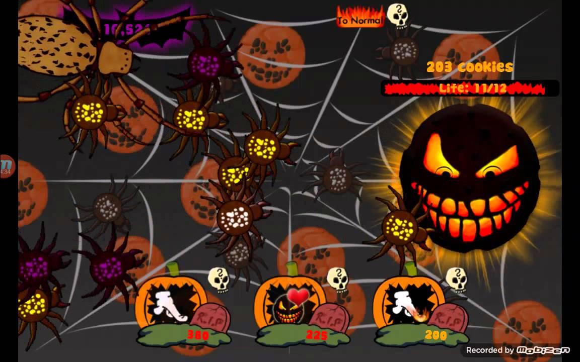 Halloween Cookies Cookie Clicker  Halloween event cookie clicker 1