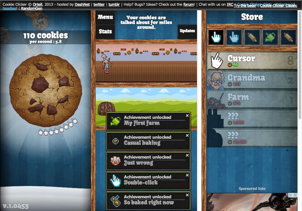 Halloween Cookies Cookie Clicker  Cookie er jeu FunnyGames
