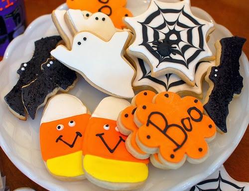 Halloween Cookies Decorating  Healthiana Cookies Decorating Ideas For Halloween 2013