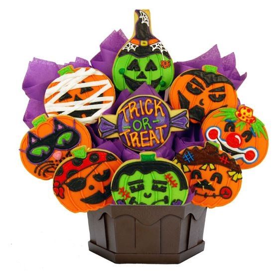 Halloween Cookies Delivered  Your Guide to Halloween Treats