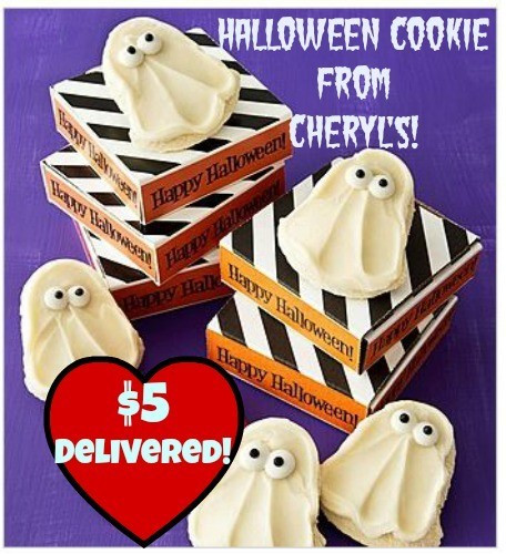 Halloween Cookies Delivered  Halloween Cookie from Cheryl s ly $5 Delivered Great Gift