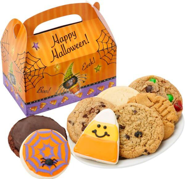 Halloween Cookies Delivered  Cookie Bouquets ficial Site Get Your Bouquet of Cookies