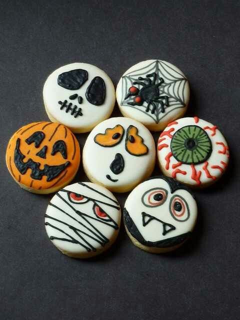 Halloween Cookies For Sale  52 best Halloween Bake Sale Ideas images on Pinterest