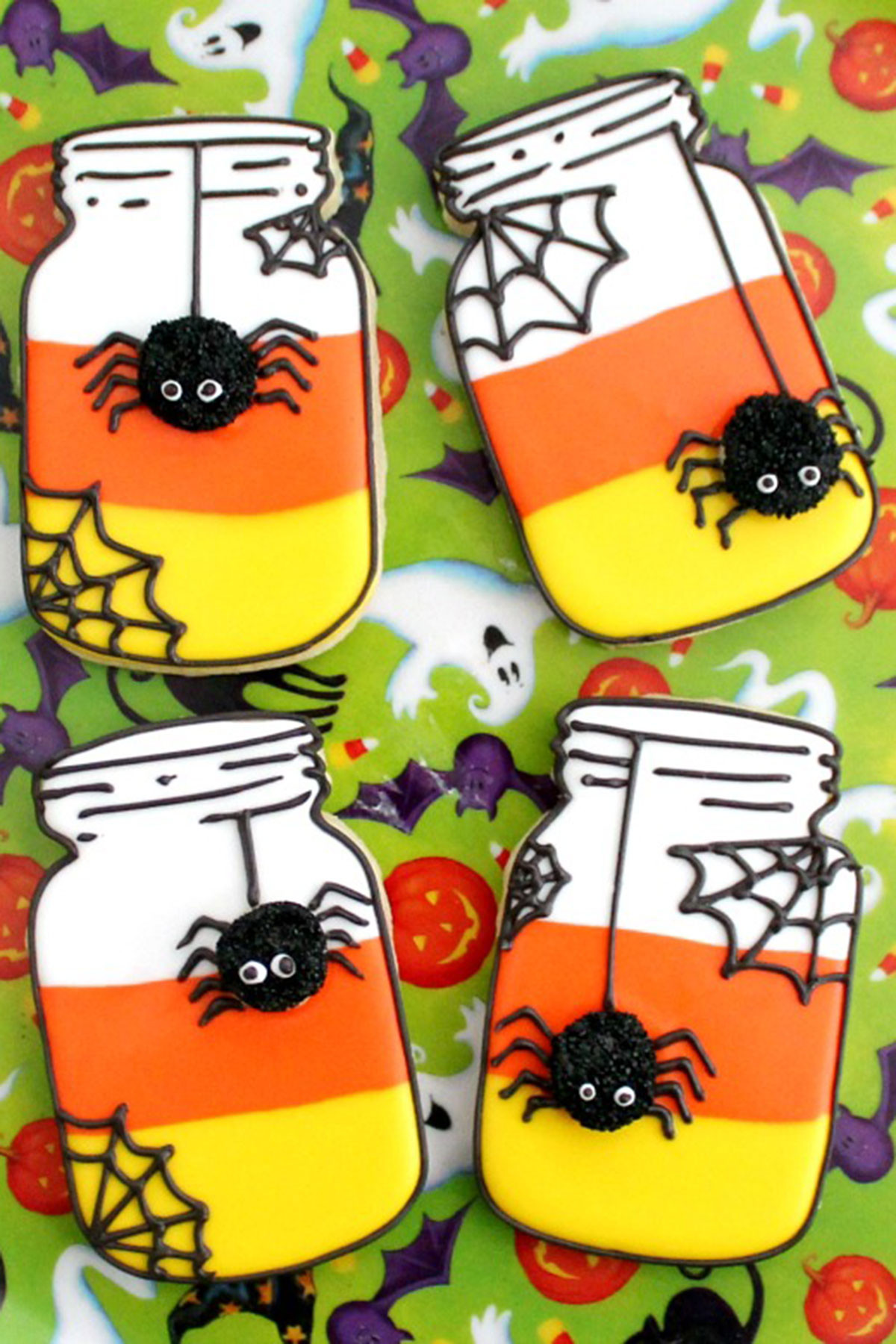 Halloween Cookies Pictures  31 Easy Halloween Cookies Recipes & Ideas for Cute
