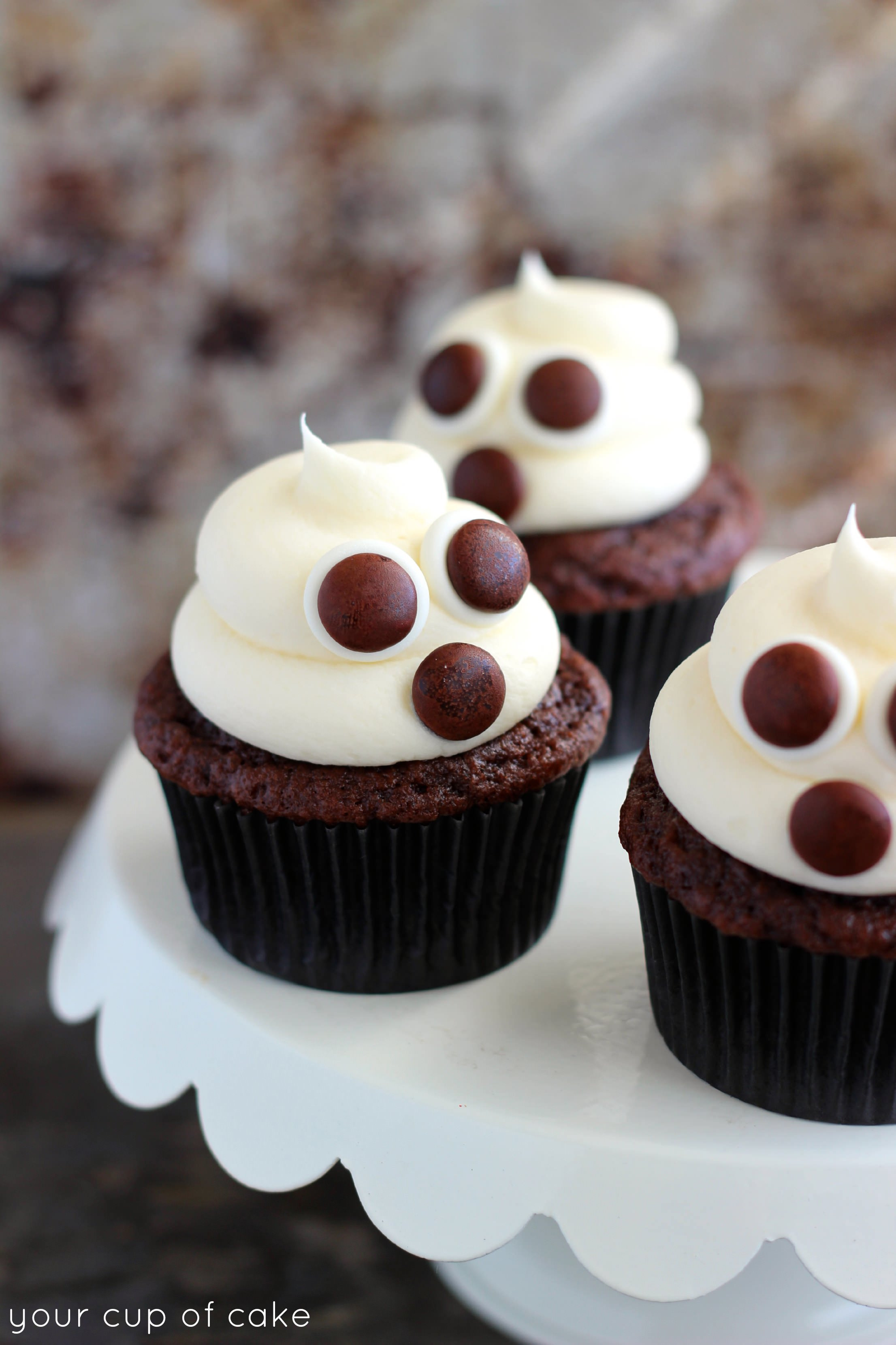 Halloween Cup Cakes  Easy Halloween Cupcake Ideas Your Cup of Cake
