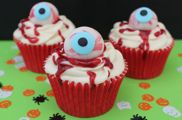 Halloween Cupcake Cakes  16 Halloween cupcake recipes goodtoknow
