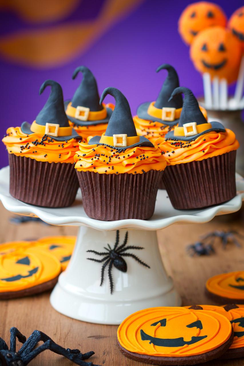 Halloween Cupcake Cakes  Halloween Cupcake Ideas
