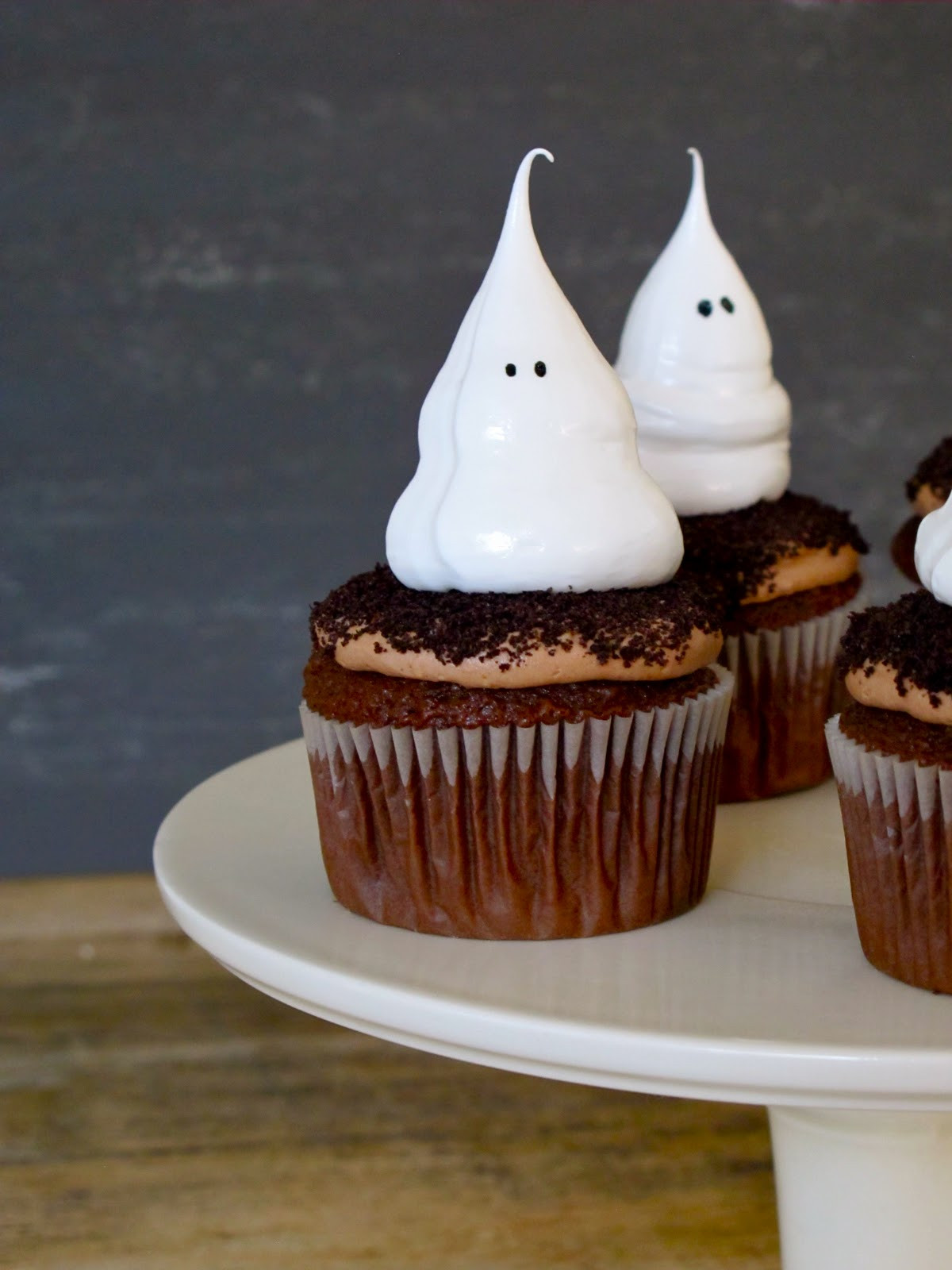 Halloween Cupcake Cakes  Jenny Steffens Hobick Halloween Cupcakes