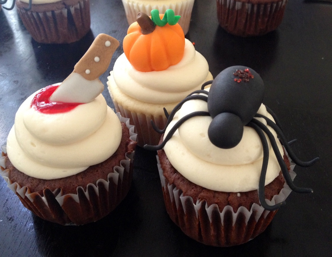 Halloween Cupcakes Recipes  BS Recipes Halloween Cupcakes