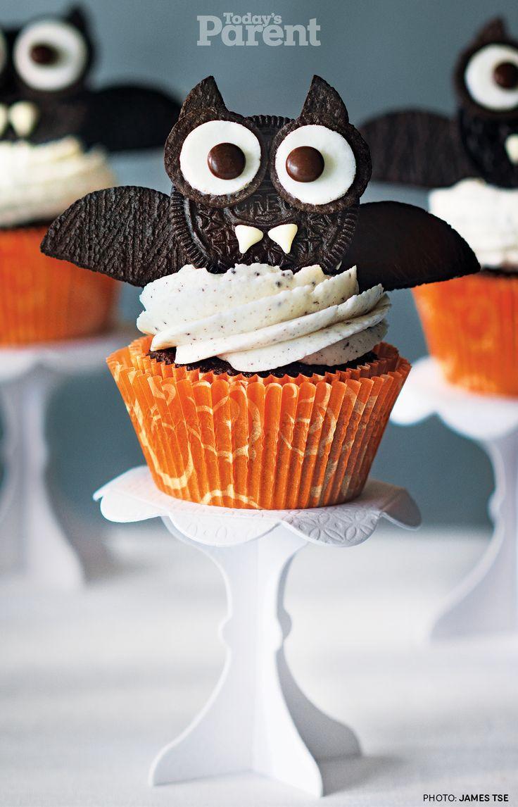 Halloween Cupcakes Recipes  Best 25 Halloween cupcakes ideas on Pinterest