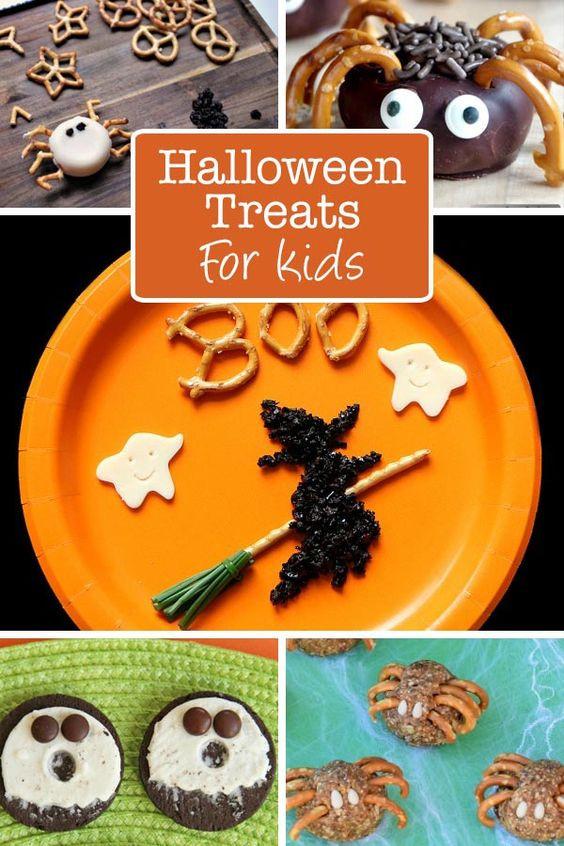 Halloween Desserts For Kids  Halloween treats for kids