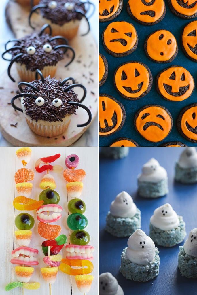 Halloween Desserts For Kids  Halloween Desserts