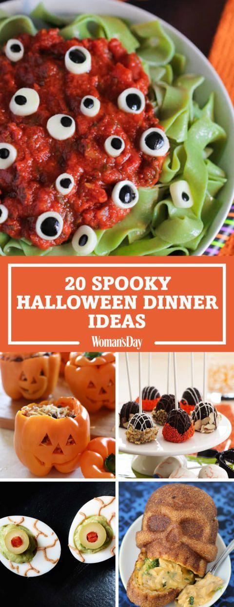 Halloween Dinner Ideas For Adults  25 best ideas about Halloween dinner parties on Pinterest