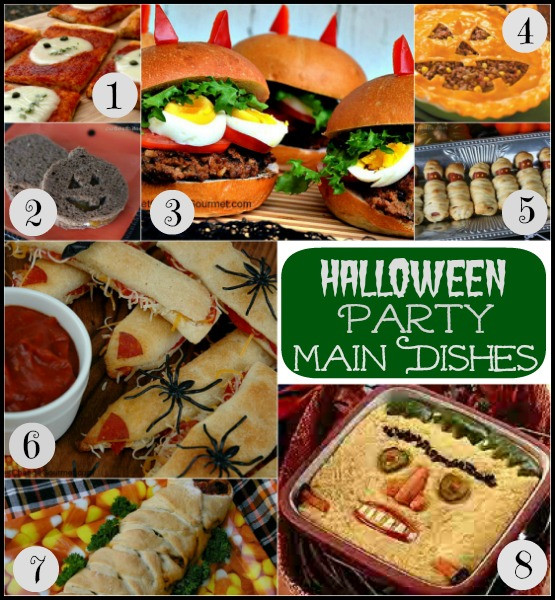 Halloween Dinner Ideas For Adults  Halloween Party Food