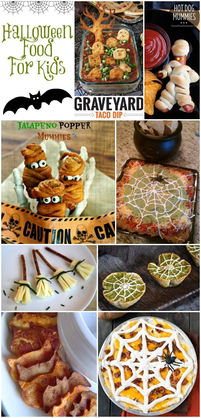 Halloween Dinner Ideas For Adults  Halloween Food For Kids Collection