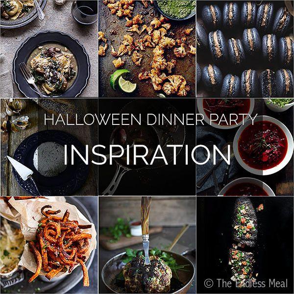 Halloween Dinner Ideas For Adults  Best 20 Halloween Dinner Parties ideas on Pinterest