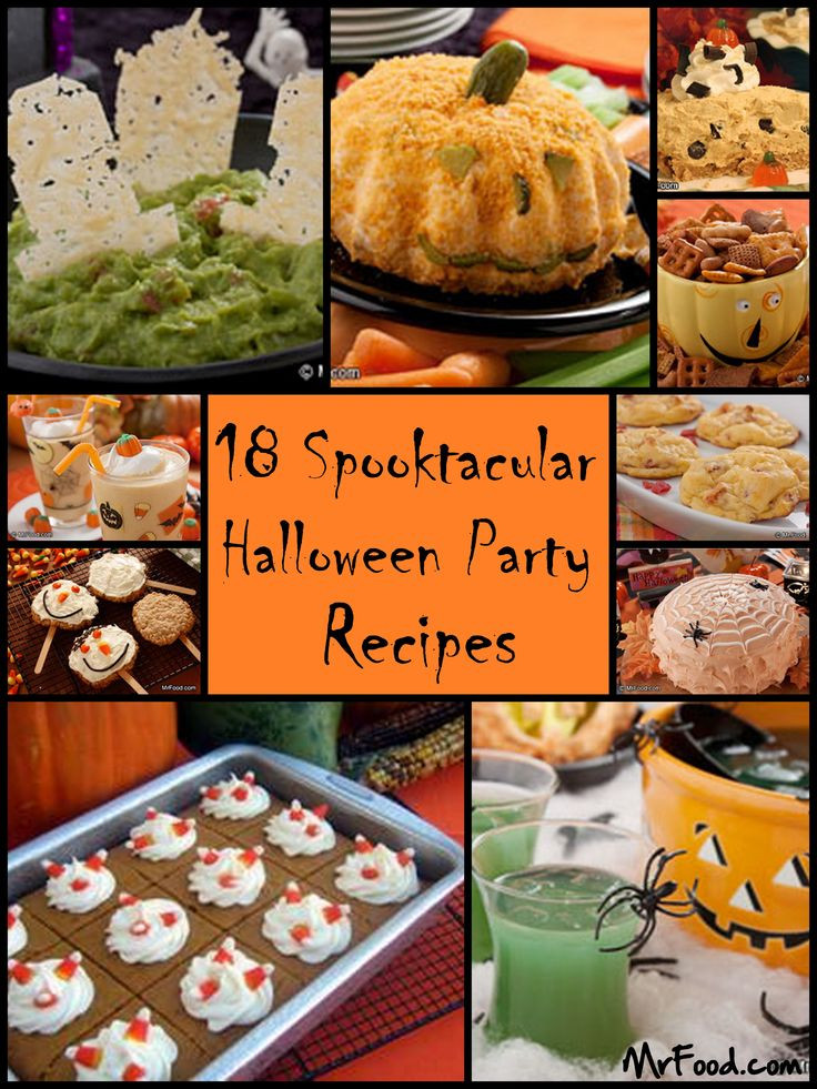 Halloween Dips And Spreads  Scary Spooky s Halloween a collection of ideas to