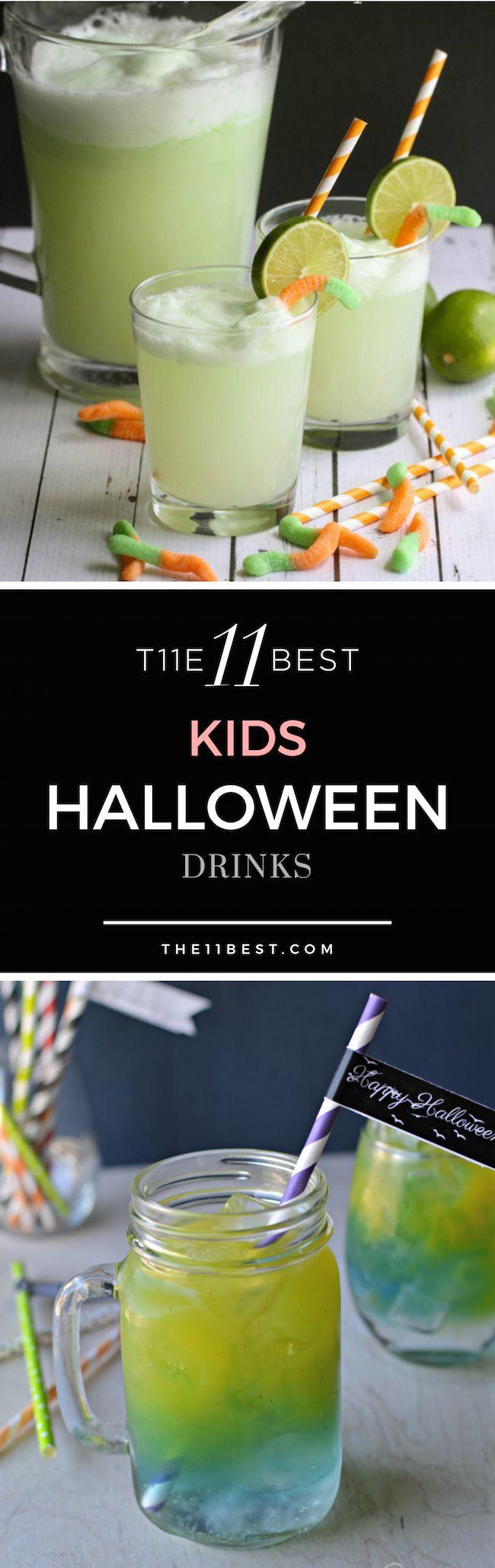 Halloween Drinks Pinterest  1000 ideas about Halloween Drinks on Pinterest