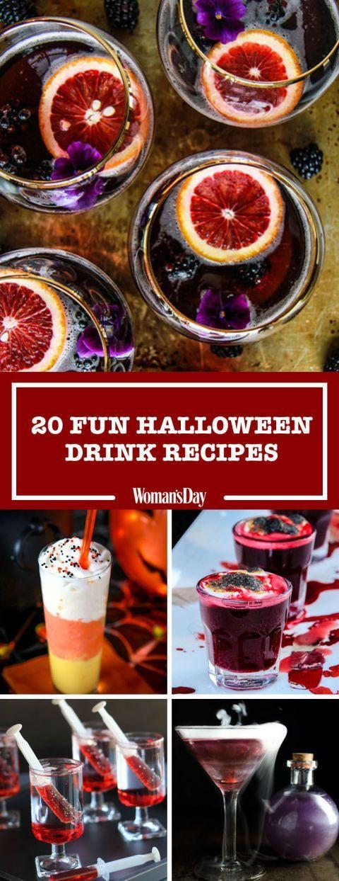 Halloween Drinks Pinterest  25 best ideas about Halloween Drinks on Pinterest