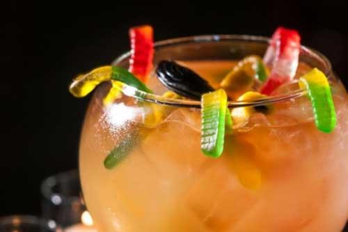 Halloween Drinks Recipes  5 Spooky Halloween Cocktails Wanderlush Diary