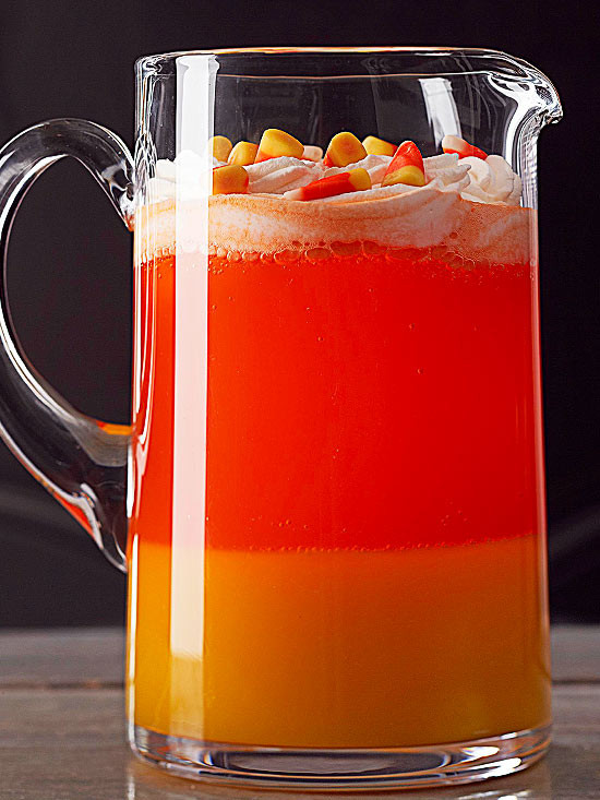 Halloween Drinks Recipes  Halloween Drink & Punch Recipes from Better Homes and Gardens