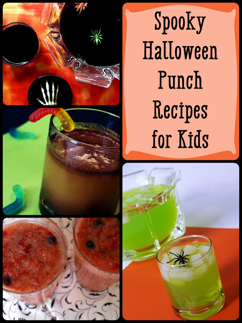 Halloween Food And Drinks  5 Spooky Halloween Punch Recipes and Drink Ideas for Kids