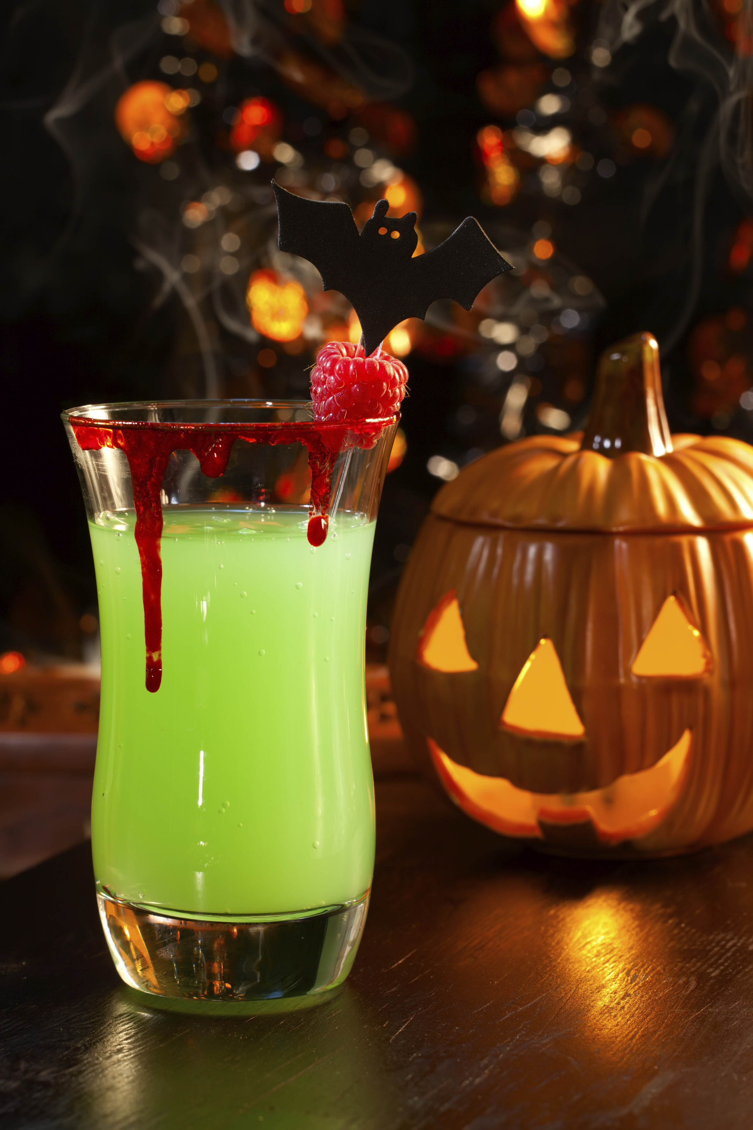 Halloween Food And Drinks  3 Terror ific Halloween Party Treats A Pinch of This a