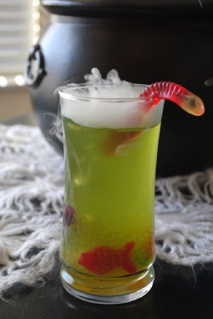 Halloween Non Alcoholic Drinks Recipes  1000 ideas about Halloween Drinks on Pinterest