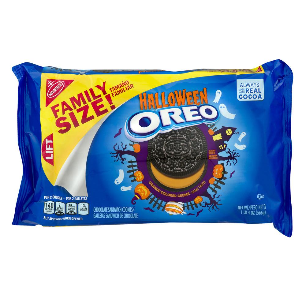 Halloween Oreo Cookies  Halloween Oreo Cookie 20 0 OZ Walmart