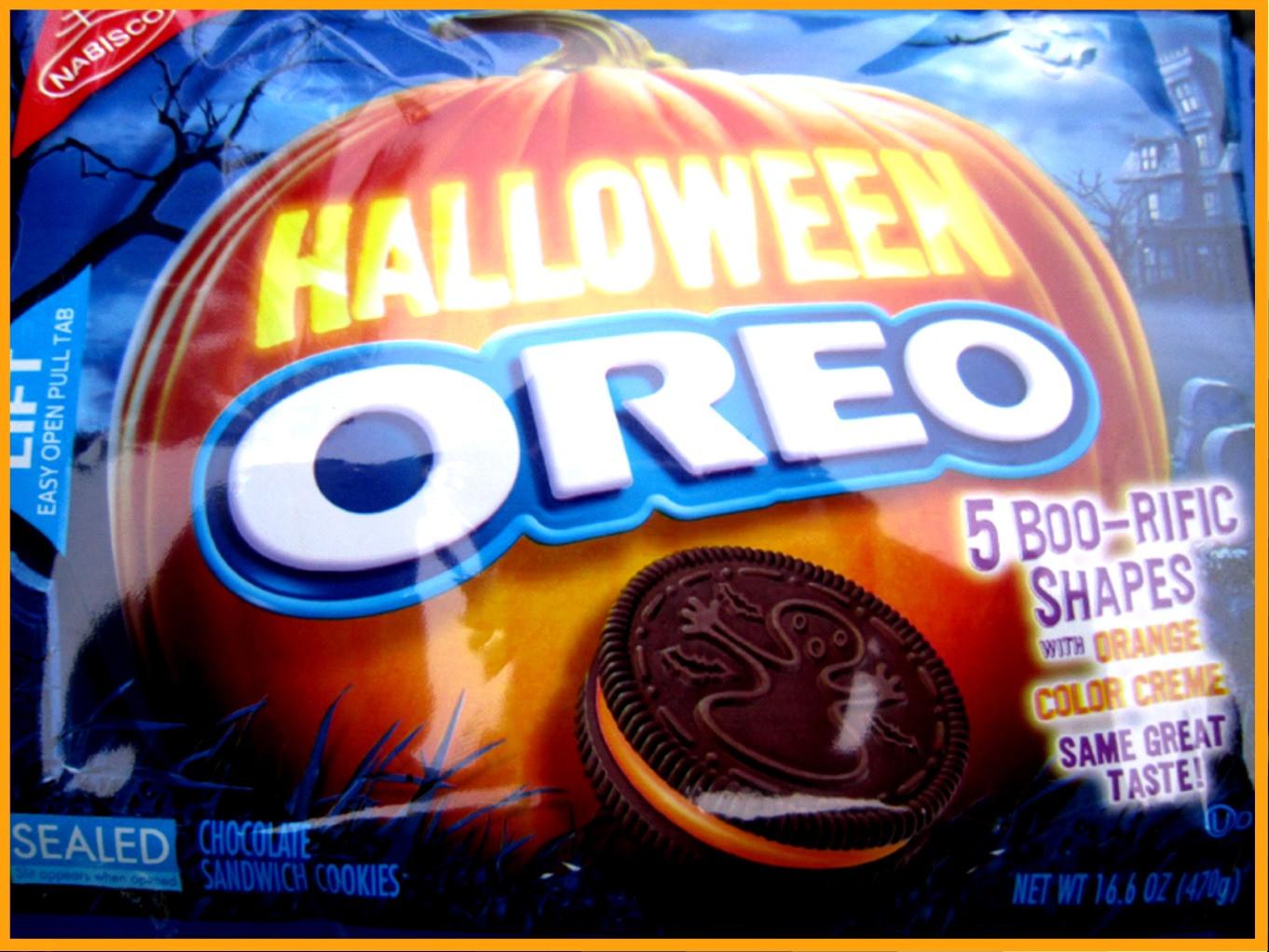 Halloween Oreo Cookies  The Holidaze Halloween Oreo Cookies