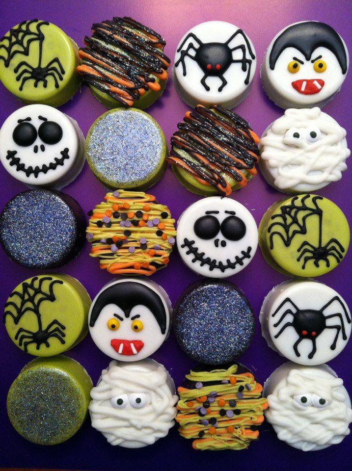 Halloween Oreo Cookies  25 bästa Halloween oreos idéerna på Pinterest