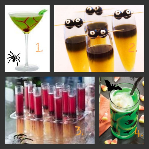 Halloween Party Alcoholic Drinks  30 SPOOKY HALLOWEEN PARTY IDEAS Godfather Style