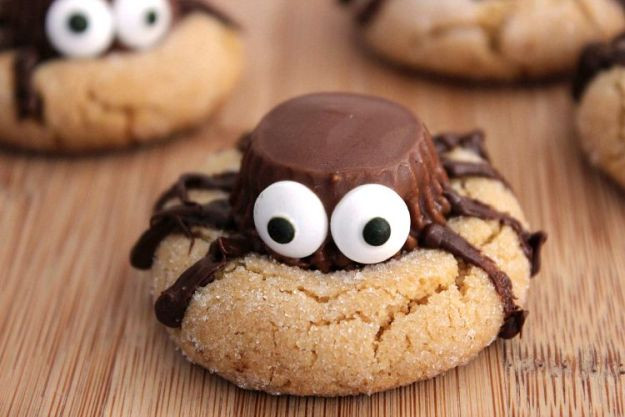 Halloween Party Cookies  Halloween Party Food Ideas For Your Little Monsters