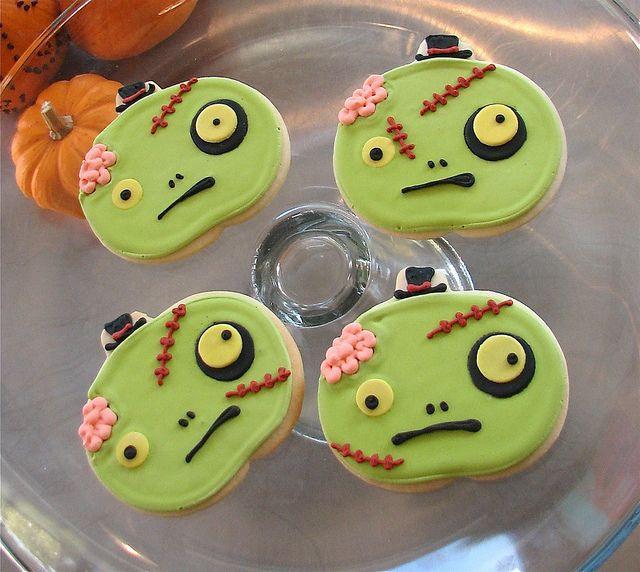 Halloween Party Cookies  Halloween HoliCoffee