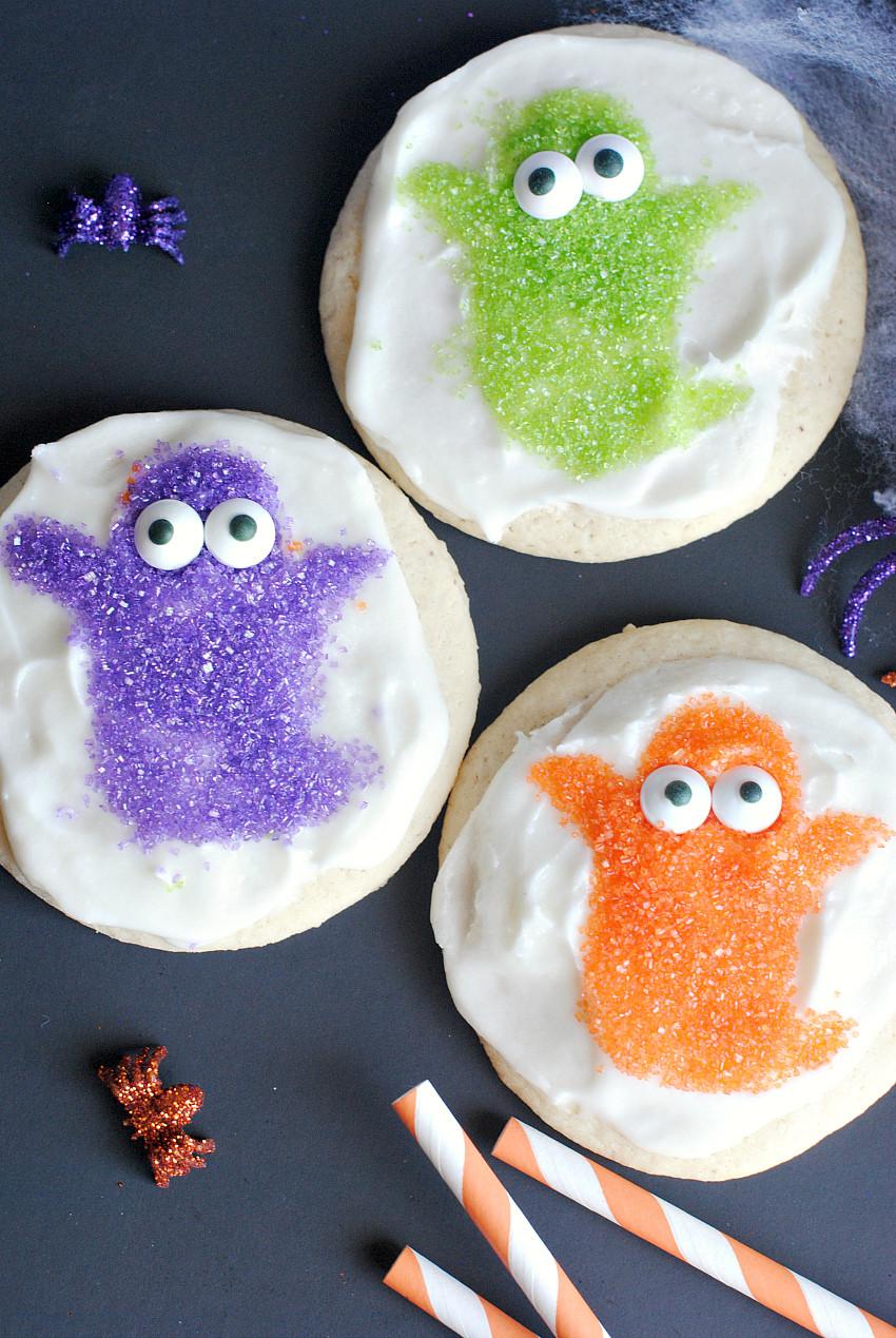 Halloween Party Cookies  Halloween Sprinkle Cookies – Fun Squared