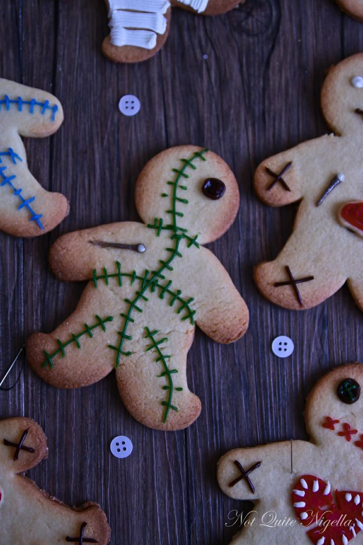 Halloween Party Cookies  1000 images about Halloween on Pinterest