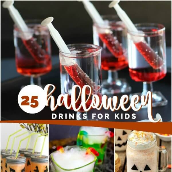 Halloween Party Drinks For Kids  25 Spooky Halloween Drinks for Kids