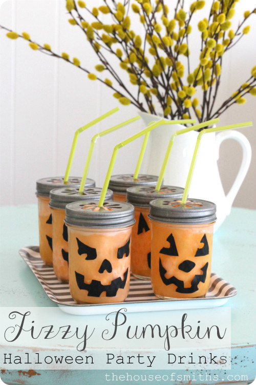 Halloween Party Drinks For Kids  Cute Food For Kids 28 Halloween Drink Recipes For Kids