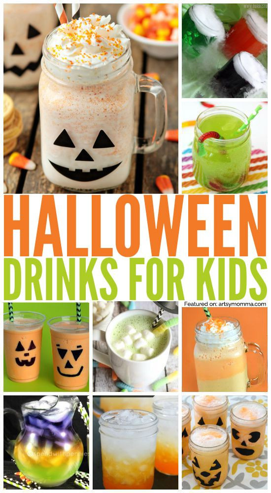 Halloween Party Drinks For Kids  25 best ideas about Halloween Drinks on Pinterest