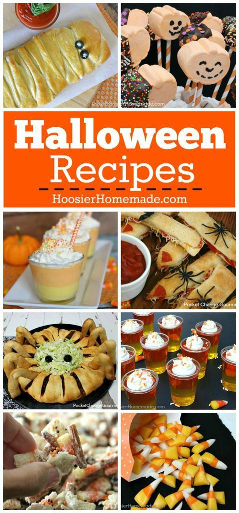 Halloween Party Main Dishes  17 Best images about Fall on Pinterest