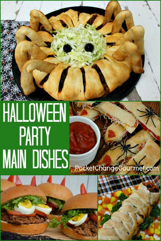 Halloween Party Main Dishes  Halloween Food for Dinner Hoosier Homemade