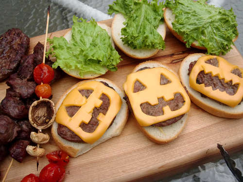 Halloween Party Main Dishes  Halloween Party Food Ideas