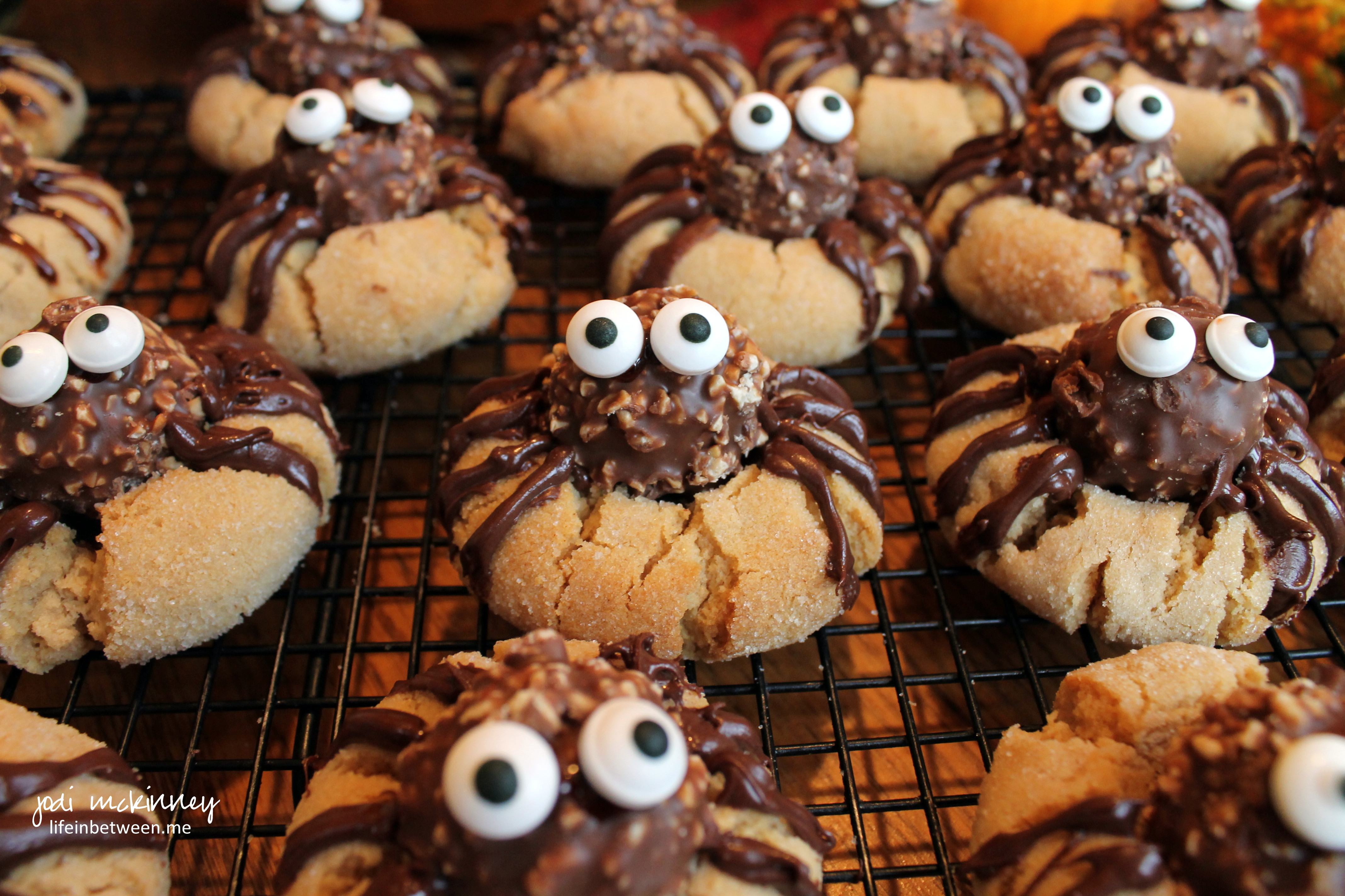 Halloween Peanut Butter Cookies  Creative Inspiration in Food Watercolor graphy