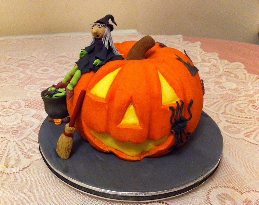 Halloween Pumkin Cakes  Celebration Cakes in Southwick Brighton – Flair4Cakes