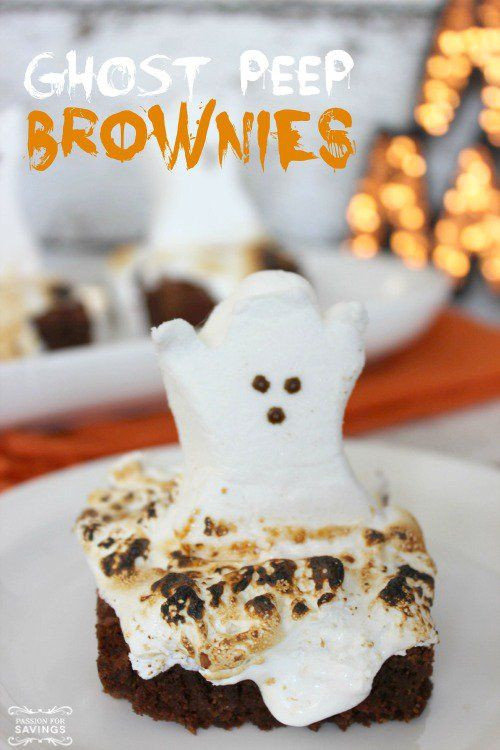 Halloween Recipes Desserts  196 best Halloween Ideas images on Pinterest